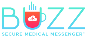 buzz-medical-messenger-chat-app-logo